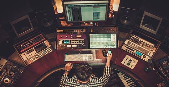 cursuri productie muzicala